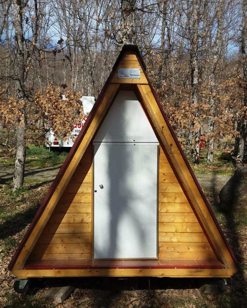 Cabañita Camping Folgoso