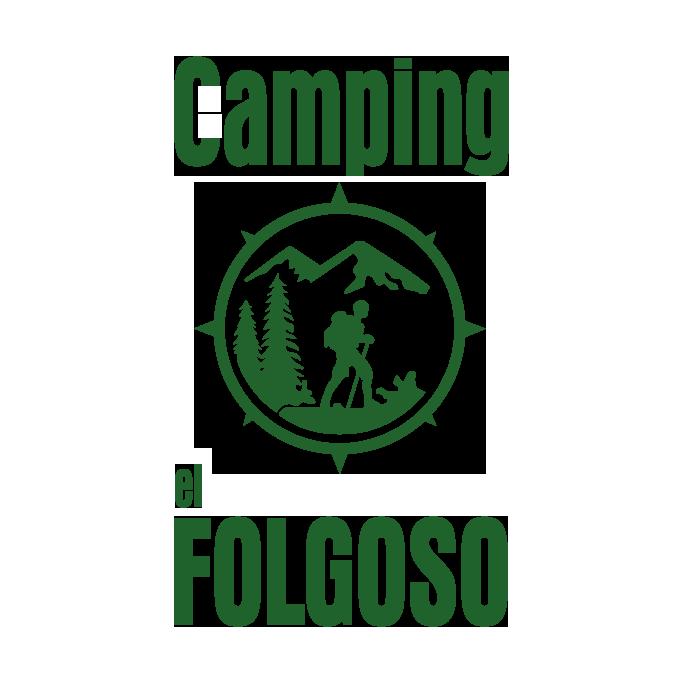 Logotipo Camping El Folgoso